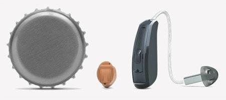 גודל מכשירי LiNX 3D